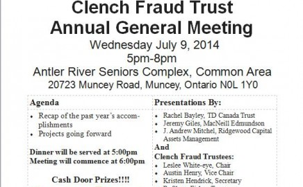 CFT AGM Highlights – July 9, 2014