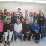 Weekend Language Workshop in 2012 with Doris Boisseneau