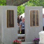 The memorial site provides a listing of survivors who attended Mt. Elgin Industrial Institute