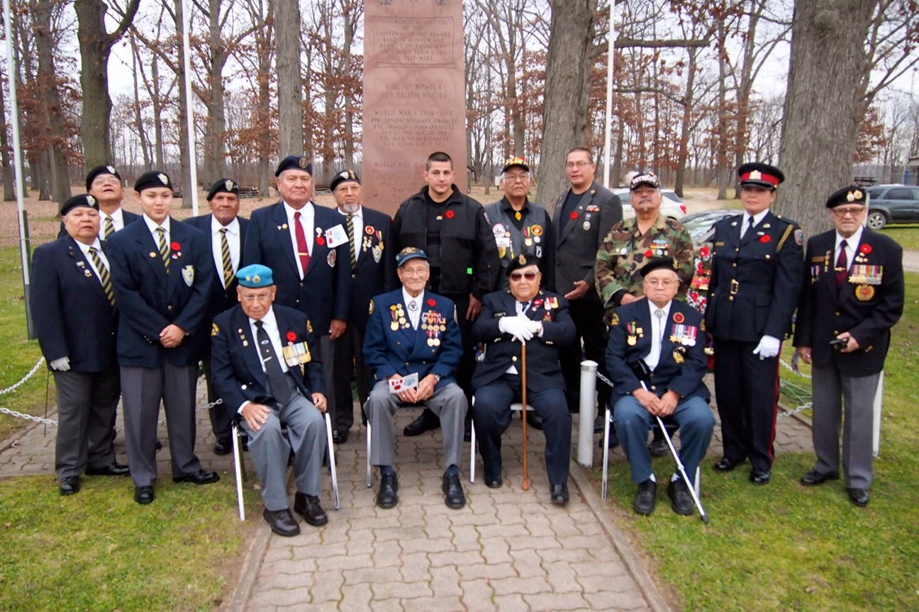 CFT sponsored Event: Remembrance Day November 11